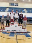 Stith Places 4th at Girls State Wrestling Tourney