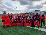 Salem girls place 6th among an elite field at Glen Oak