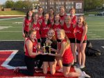 Salem Girls MS Track and Field wins Salem JH Invite