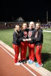 Girls 4×4 Breaks Record at EP Relays
