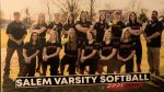Salem Varsity Softball comes up short in first game of DH at United 2-1