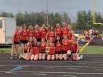 Lady Quaker MS Track and Field wins Columbiana County Championship