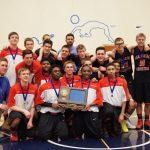 Boys' Basketball Advances to State