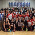 Boys' Basketball Academic Team Champions
