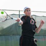 MCA's Peter Berno – Osseo's No. 1 Boys' Tennis Player