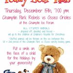 Children's Hospital Holiday Event