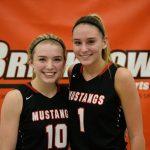 Mustangs Girls Basketball Defeat Sleepy Eye