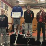 Taylor Meissner qualifies for State in Wrestling
