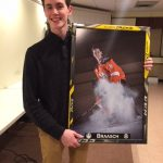 Braasch Awarded the Hobey Baker HS Award