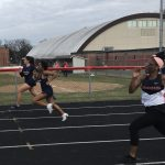 Conference Track Meet Results