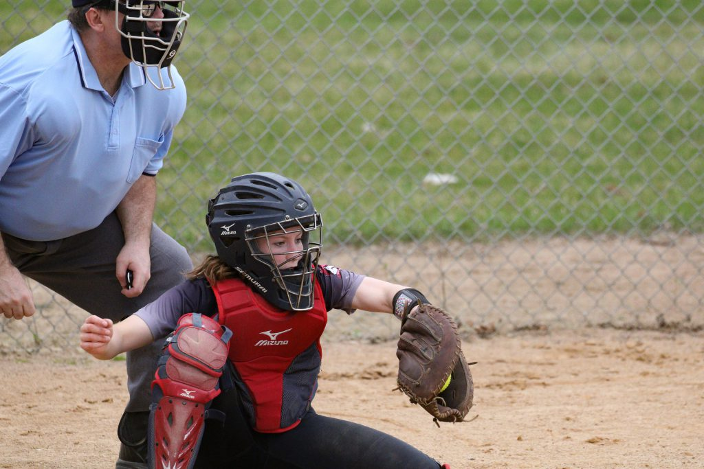 Mustang softball keeps it rolling in sections