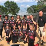 Middle School softball Champs!!!