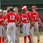 Baseball team named Academic All-State Gold