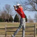 Riley Grow honored as Most Positive Golfer