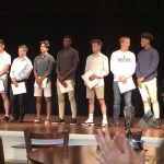 MCA Track Athletes honored at Track Banquet