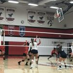 JV Volleyball stumbles against West Lutheran
