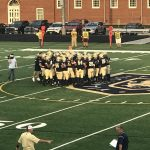 Football stays undefeated with 31-0 win