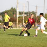Boys soccer keeps rolling with 2-0 win over Legacy