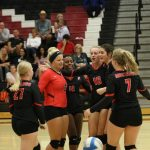 Volleyball team finishes runner up at St Anthony Village tournament