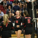 Girls Varsity Volleyball Captures Big Section Win