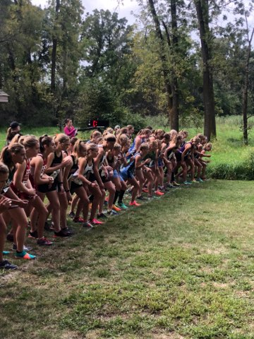 2018 Cross Country Highlights