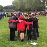 Cross Country team notches 7 PR's at Dakota Fairgrounds