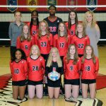 JV Volleyball cruises to a victory