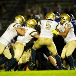 MCA lead Lions Football to another shutout victory
