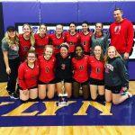 Volleyball team wins Brooklyn Center Tournament