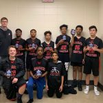 Middle School Varsity wins MYAS Tournament