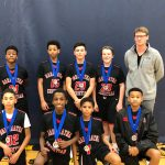 Middle School Varsity wins second MYAS title