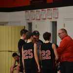 Middle School JV tournament bracket