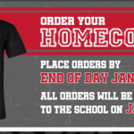 Order your Homecoming T Shirt- Welcome to the Stable