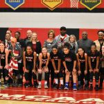 Girls Basketball Parent Appreciation Night