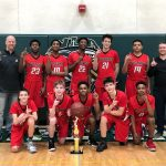 C Team Basketball wins MCAA Conference Tournament