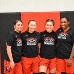 Senior Night Girls Basketball