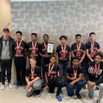 Middle School Boys finish State Runner Up