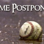 Today's Baseball Game at West Lutheran is postponed.