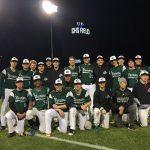 Baseball picks up first win at CHS field