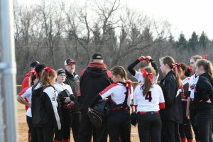 2019 Softball VS. LPHT