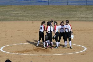 Varsity Softball vs PACT/Legacy