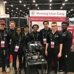 Follow the Robotics Team in Detriot