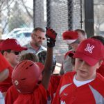 Middle School Baseball vs. Sacred Heart