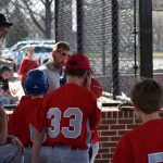 Middle School baseball shows improvement