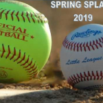 Spring Splash- May 7th Games