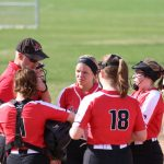 Varsity Softball falls to St. Anthony
