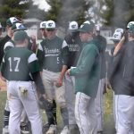 Varsity Baseball roll past Liberty