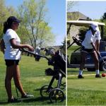 Girls Golf Shines at 18 hole meet