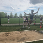 Track Athletes Shine at IMAC Conference Champions