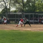 Varsity Softball Wins First Round Section Game